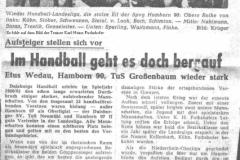 Aufstieg 1961