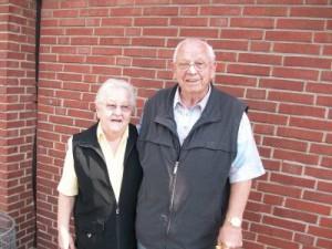 Margret und Fredi Kühn sind schon über 65 Jahre Mitglied der 90er